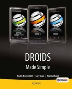 Trautschold, Martin - DROIDS Made Simple, ebook
