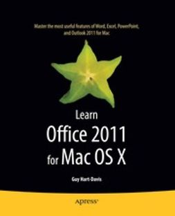 Hart-Davis, Guy - Learn Office 2011 for Mac OS X, e-kirja