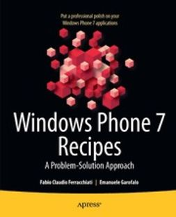 Ferracchiati, Fabio Claudio - Windows Phone 7 Recipes, ebook