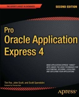 Fox, Tim - Pro Oracle Application Express 4, ebook
