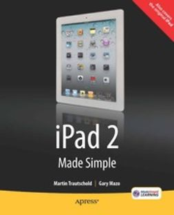 Trautschold, Martin - iPad 2 Made Simple, ebook