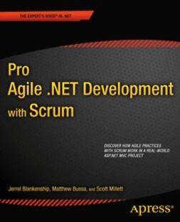 Blankenship, Jerrel - Pro Agile .NET Development with Scrum, e-kirja
