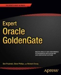 Prusinski, Ben - Expert Oracle GoldenGate, ebook