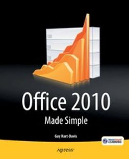 Hart-Davis, Guy - Office 2010 Made Simple, e-kirja