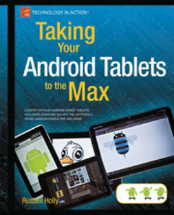 Holly, Russell - Taking Your Android Tablets to the Max, ebook