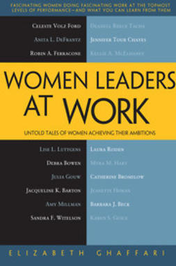 Ghaffari, Elizabeth - Women Leaders at Work, ebook