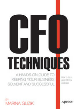 Guzik, Marina - CFO Techniques, ebook