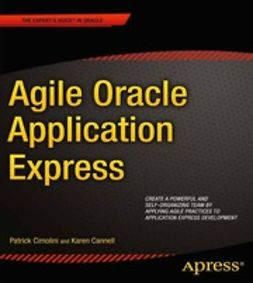 Cimolini, Patrick - Agile Oracle Application Express, ebook