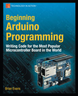 Evans, Brian - Beginning Arduino Programming, ebook