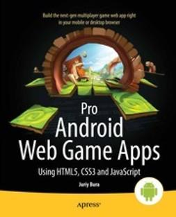 Bura, Juriy - Pro Android Web Game Apps, ebook