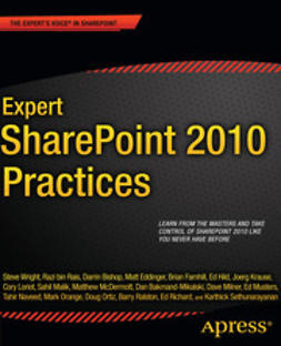 Wright, Steve - Expert SharePoint 2010 Practices, ebook