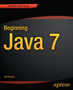 Friesen, Jeff - Beginning Java 7, ebook