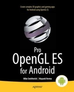 Smithwick, Mike - Pro OpenGL ES for Android, ebook