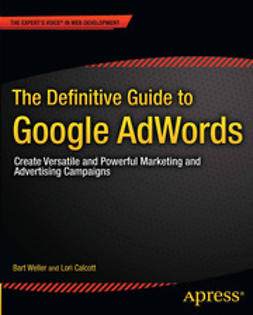 Weller, Bart - The Definitive Guide to Google AdWords, ebook