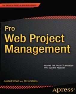 Emond, Justin - Pro Web Project Management, ebook