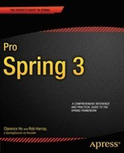 Ho, Clarence - Pro Spring 3, ebook