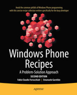 Ferracchiati, Fabio Claudio - Windows Phone Recipes, ebook