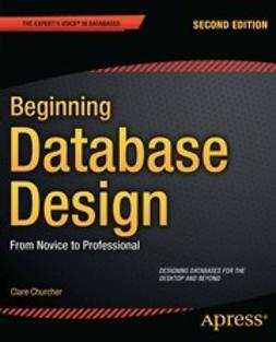 Churcher, Clare - Beginning Database Design, ebook