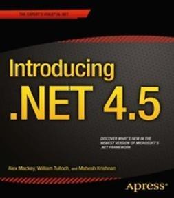 Mackey, Alex - Introducing .NET 4.5, ebook