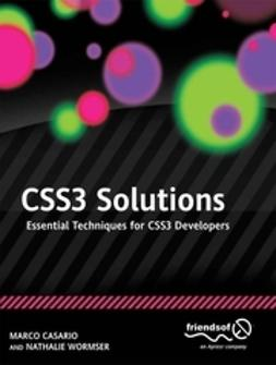 Casario, Marco - CSS3 Solutions, ebook