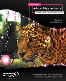 Green, Tom - Foundation Adobe Edge Animate, ebook