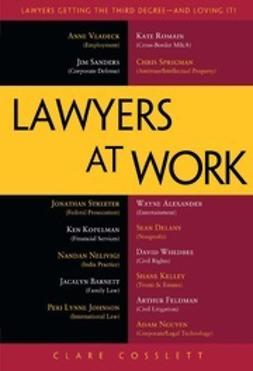 Cosslett, Clare - Lawyers at Work, ebook