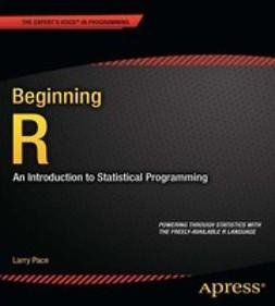 Pace, Larry - Beginning R, ebook