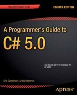Gunnerson, Eric - A Programmer's Guide to C# 5.0, ebook