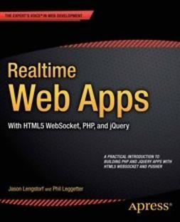 Lengstorf, Jason - Realtime Web Apps, ebook