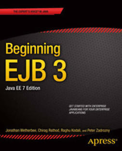 Wetherbee, Jonathan - Beginning EJB 3, ebook