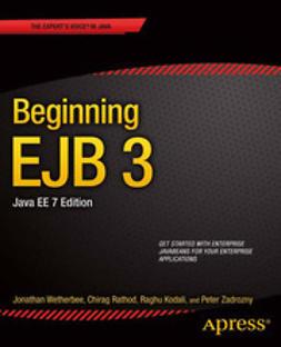 Wetherbee, Jonathan - Beginning EJB 3, e-kirja