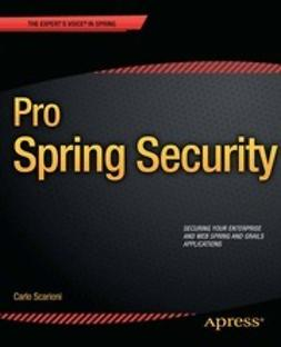 Scarioni, Carlo - Pro Spring Security, ebook