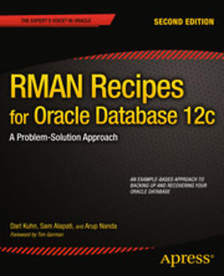 Kuhn, Darl - RMAN Recipes for Oracle Database 12c, e-kirja