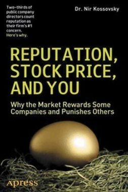 Kossovsky, Nir - Reputation, Stock Price, and You, ebook