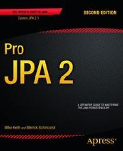 Keith, Mike - Pro JPA 2, ebook