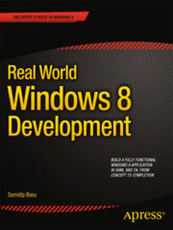 Basu, Samidip - Real World Windows 8 Development, ebook