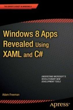 Freeman, Adam - Windows 8 Apps Revealed, ebook