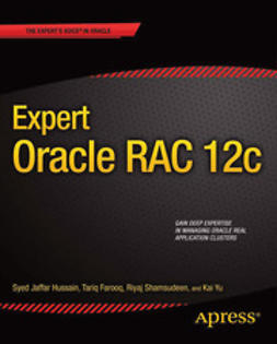Hussain, Syed Jaffar - Expert Oracle RAC 12c, ebook