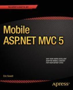 Sowell, Eric - Mobile ASP.NET MVC 5, ebook