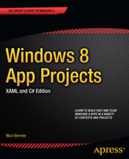 Vermeir, Nico - Windows 8 App Projects, ebook