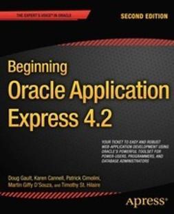 Gault, Doug - Beginning Oracle Application Express 4.2, ebook