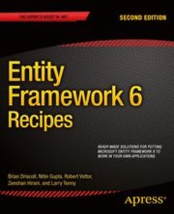Driscoll, Brian - Entity Framework 6 Recipes, ebook