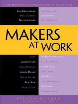 Osborn, Steven - Makers at Work, ebook