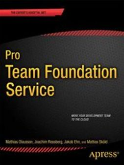 Olausson, Mathias - Pro Team Foundation Service, ebook