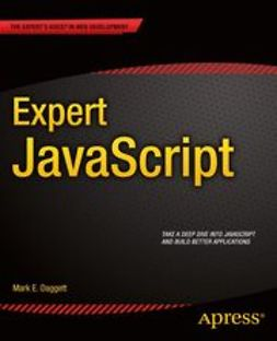 Daggett, Mark E. - Expert JavaScript, e-kirja
