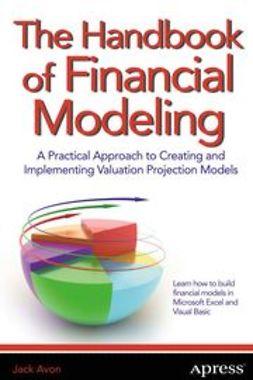 Avon, Jack - The Handbook of Financial Modeling, ebook