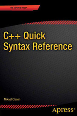 Olsson, Mikael - C++ Quick Syntax Reference, ebook