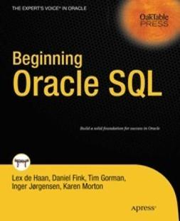 Gennick, Jonathan - Beginning Oracle SQL, ebook