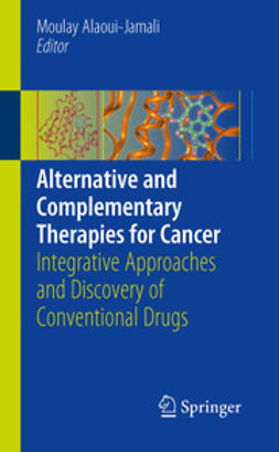 Alaoui-Jamali, Moulay - Alternative and Complementary Therapies for Cancer, e-bok