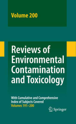 Whitacre, David M. - Reviews of Environmental Contamination and Toxicology Vol 200, e-bok